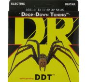 DR DDT-13 Drop-Down Tuning Electric 13-65 струны для электрогитары