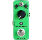 Mooer Repeater мини-педаль 3-Modes Digital Delay