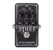 Electro-Harmonix Nano Metal Muff with Noise Gate гитарный эффект