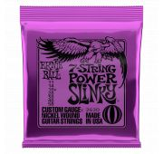 Ernie Ball 2620 струны для 7стр. эл.гитары Nickel Wound Power Slinky 7 (11-14-18p-28-38-48-58)