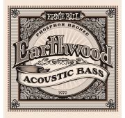 Ernie Ball 2070 струны для акуст.бас-гитары Earthwood Phosphor Bronze Acoustic Bass (45-55-80-95)
