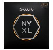 D'Addario NYXL50105 Комплект струн для бас-гитары, Long Scale, Medium, 50-105