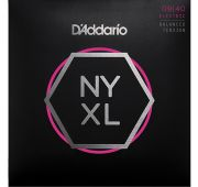 D'Addario NYXL0940BT Комплект струн для электрогитары, Super Light, 09-40