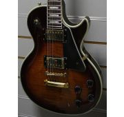 Grass Roots Les Paul G-LP-55C электрогитара, цвет Tobacco Sunburst USED