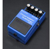 Boss CS-3 Compression Sustainer педаль эффектов USED